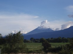 Popocatepetl, Mexico City's Looming, 18,000 foot Volcano: A Constant Threat to the Capital.