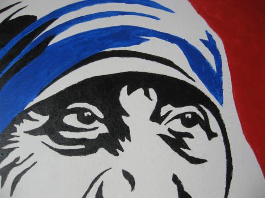 Blessed Mother of Kolkata