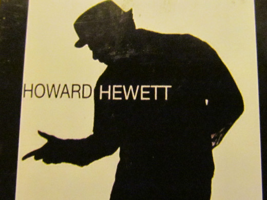"A Photo from Howard Hewett's, CD ""Better Guy."""