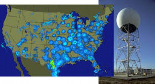 Birds on NEXUS Radar