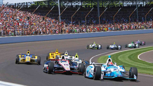 2015 Indy 500