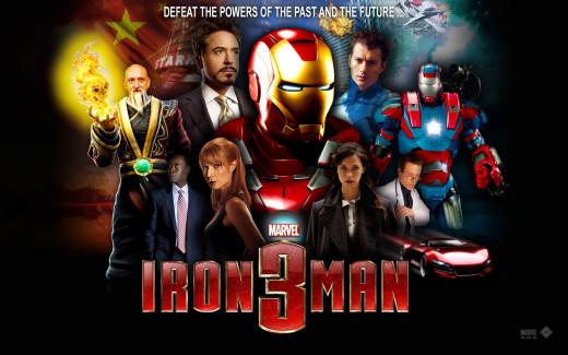 Iron Man 3 - Past & Future
