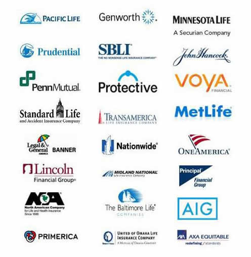 Financially Strong Insurance Carriers