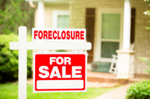 Mortgage paid, foreclosure avoided?