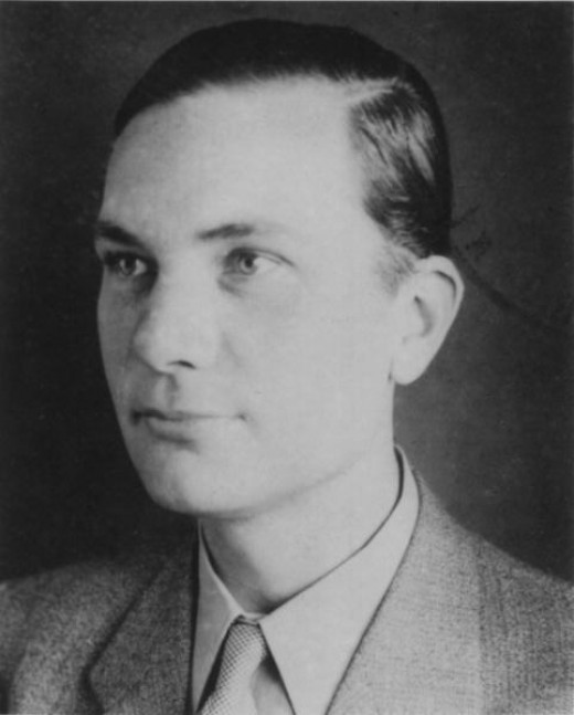 Friedrich-Paul von Groszheim, one of the victims of Paragraph 175, broke his silence to speak out for reparations and justice — US Holocaust Memorial Museum, courtesy of Friedrich-Paul von Groszheim