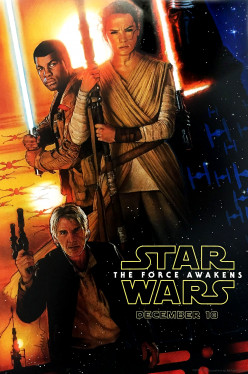 Star Wars: Episode VII - The Force Awakens - *sobs into pillow*