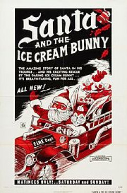 Holiday Hilarity For Some In Santa And The Ice Cream Bunny