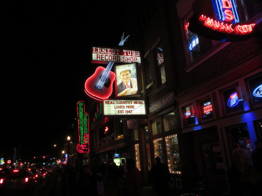 The neon extravaganza of Broadway is fabulous to see.