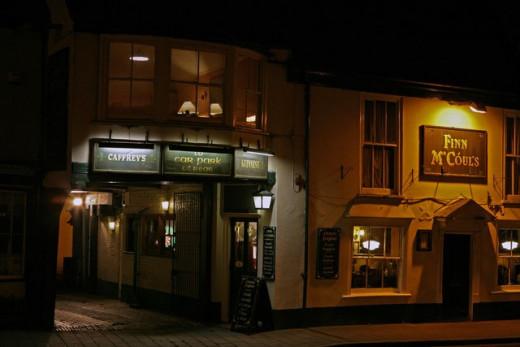 Finn M'Couls Irish Pub