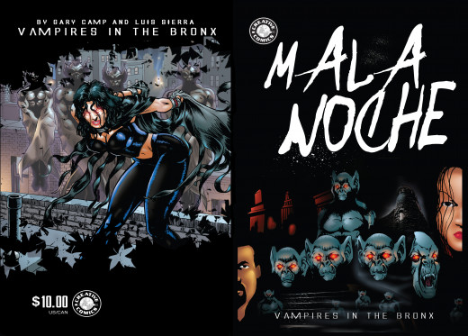 Mala Noche: Vampires in the Bronx