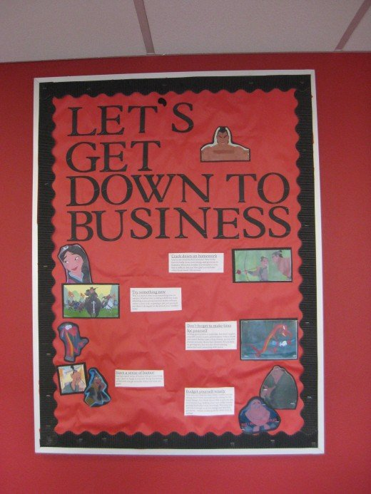 College Bulletin Boards And Door Decoration Ideas Hubpages