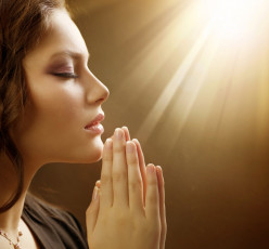 Surrendering to Your Mercy and Love