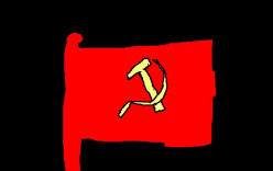 Thanks to the Great war Communism grew in popularity in Russia.
