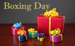 Enjoy & Celebrate Boxing Day In Australia