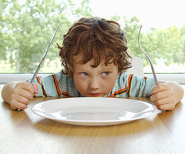 Children in household chores