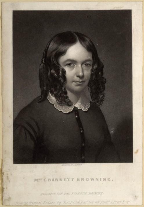 Elizabeth Barrett Browning's Sonnet 25