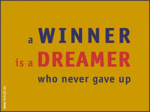 Winner -Dreamer
