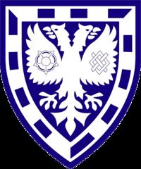 First logo of Wimbledon FC