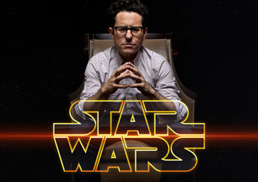 Venerable director JJ Abrams can now call two sci-fi franchises his home. Dreams achieved for him, no doubt.