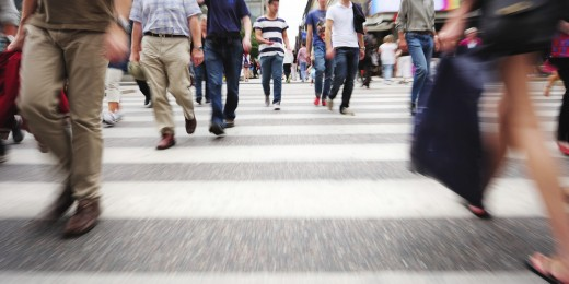 Walking provides the easiest and cheapest way to get around on any trip.