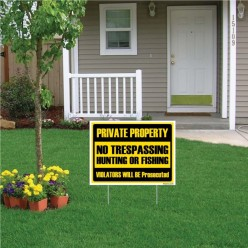 Dealing With Trespassers on Your Hunting Properties