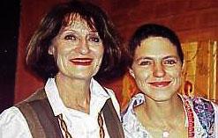 Thea Nigrini and Tertia du Toit