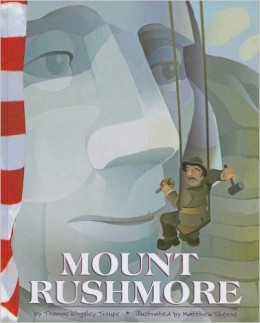 Mount Rushmore by Thomas Kingsley Troupe