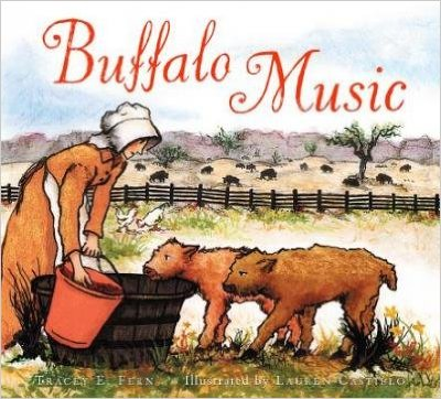 Buffalo Music by Tracey E. Fern - All images are from amazon.com unless otherwise notes.