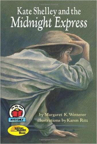 Kate Shelley and the Midnight Express (On My Own History) by Margaret K. Wetterer - Image is from amazon.com