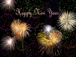Have a Happy New Year!