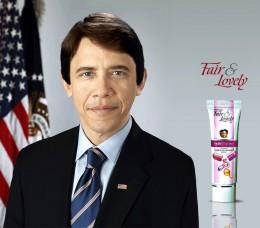 'Fair & Lovely' Obama