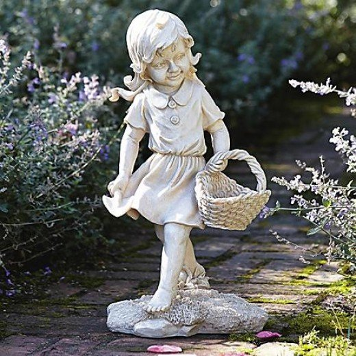The little statue that Millie loved so well.