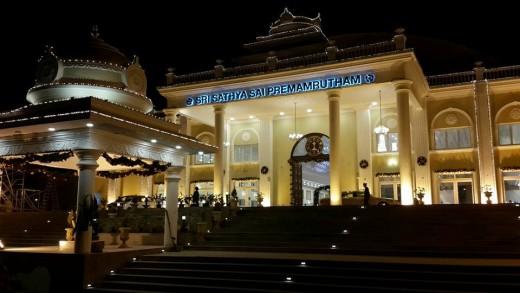 Sri Sathya Sai Premamrutham - Night, Light, Delight