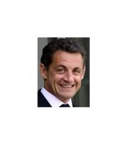 Nikolas Sarkozy Former President of France.