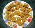 No-Bake Peanut Cluster Cookies