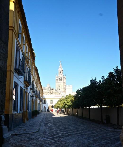 The Giralda in Seville