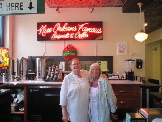 Francie and Margaret will light up your morning!