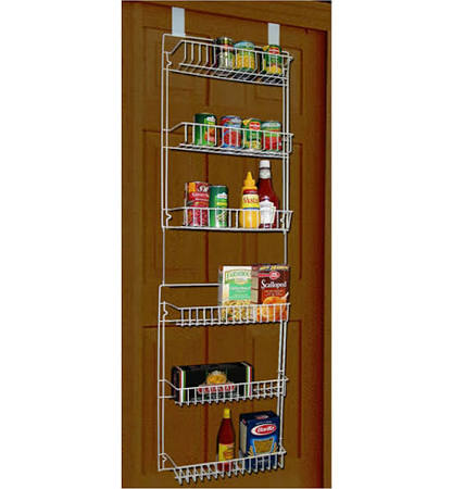 Over the door rack by Stacks and Stacks