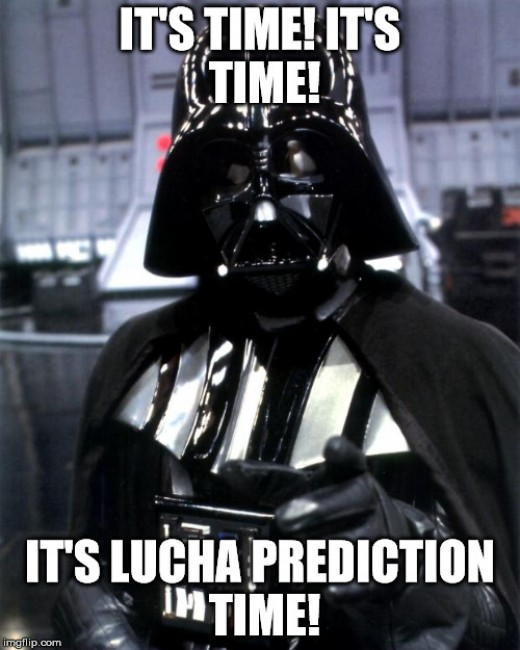 ...why do I get the sense I used the wrong Vader for this meme?