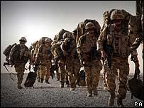British Troops.