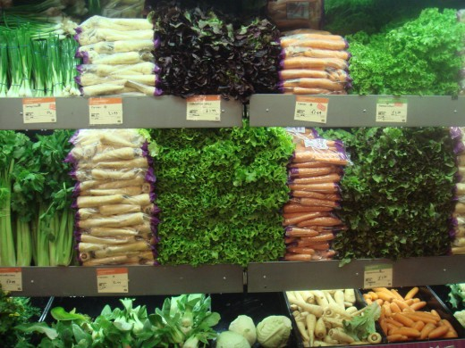 Whole Foods are What Make a Clean Eating Diet