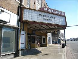 Palace Theater, Once Vibrant, Now Desolate