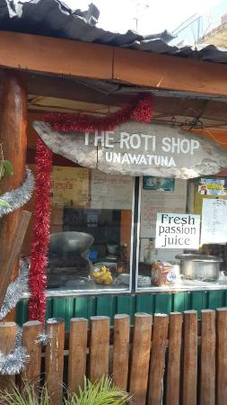 The Roti Shop at Yeddamulla lane is a must for sampling local Sri Lankan dishes.