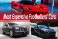 Top 10 Most Expensive Footballers Cars