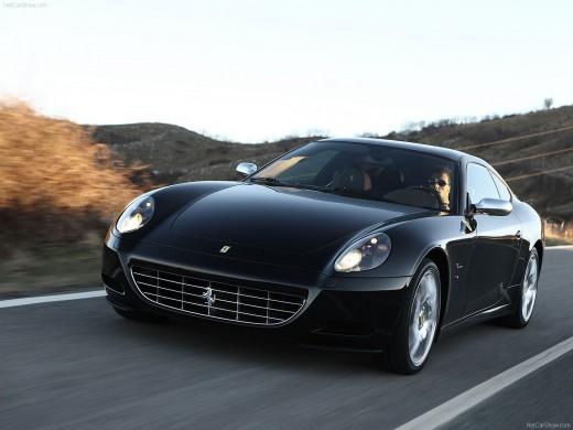 Ferrari Scaglietti 612