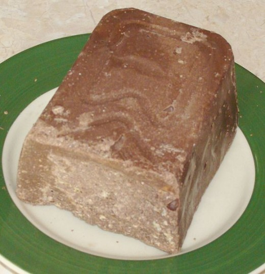 Block Chocoloate
