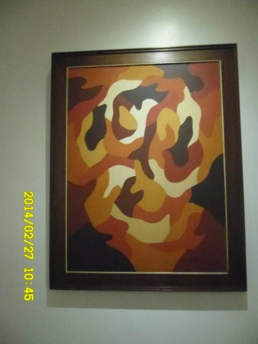 Homage of Tandang Sora; HERNANDO R. OCAMPO; Acrylic on canvas