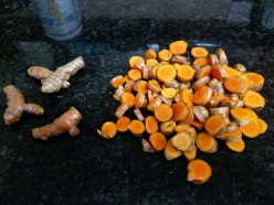 Make Your Own Turmeric Powder and Broth