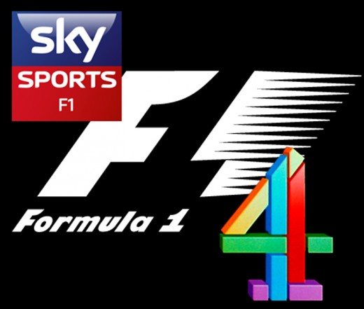 Channel 4 - the new home of Formula 1 on UK terrestrial TV