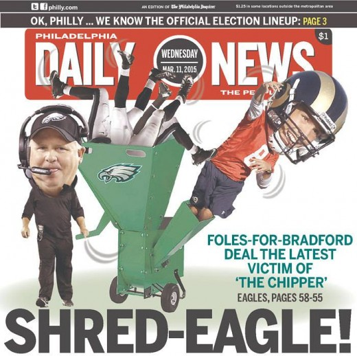 Chip Kelly really screwed the Eagles